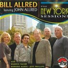 BILL ALLRED The New York Sessions album cover