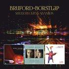 BILL BRUFORD Bruford-Borstlap : Sheer Reckless Abandon album cover