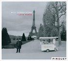 BILL CARROTHERS I Love Paris album cover