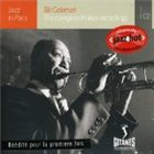 BILL COLEMAN Jazz in Paris: The Complete Philips Recordings album cover