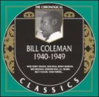 BILL COLEMAN The Chronological Classics: Bill Coleman 1940-1949 album cover