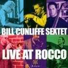BILL CUNLIFFE Live at Rocco album cover