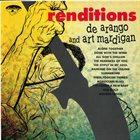 BILL DEARANGO De Arango And Art Mardigan : Renditions album cover