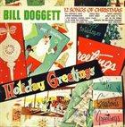 BILL DOGGETT 12 Songs of Christmas album cover