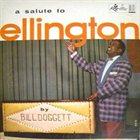 BILL DOGGETT A Salute to Ellington album cover