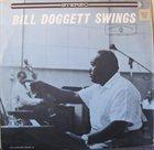 BILL DOGGETT Bill Doggett Swings album cover