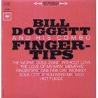 BILL DOGGETT Fingertips album cover