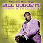 BILL DOGGETT Honkin With Doggett album cover