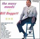 BILL DOGGETT The Many Moods of Bill Doggett album cover