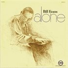 BILL EVANS (PIANO) Alone album cover
