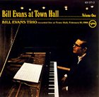 BILL EVANS (PIANO) Bill Evans at Town Hall, Volume 1 album cover