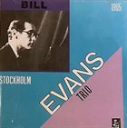 BILL EVANS (PIANO) Bill Evans Trio : Stockholm 1965 (aka Live In Stockholm, 1965) album cover
