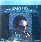 BILL EVANS (PIANO) Bill Evans With Symphony Orchestra album cover