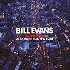 BILL EVANS (PIANO) Complete Live at Ronnie Scott´s 1980 album cover