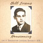 BILL EVANS (PIANO) Homecoming album cover