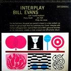 BILL EVANS (PIANO) Interplay album cover