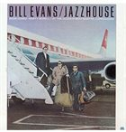 BILL EVANS (PIANO) Jazzhouse album cover