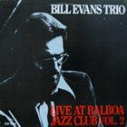 BILL EVANS (PIANO) Live at Balboa Jazz Club vol. 2 album cover