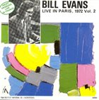 BILL EVANS (PIANO) Live In Paris,Vol.2 - 1972 album cover