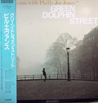 BILL EVANS (PIANO) Bill Evans With Philly Joe Jones : Green Dolphin Street album cover