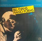 BILL EVANS (PIANO) Piano Forms album cover