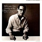 BILL EVANS (PIANO) Sunday at the Village Vanguard (aka Live At The Village Vanguard) Album Cover