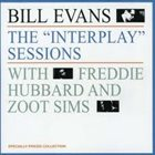 BILL EVANS (PIANO) The ''Interplay'' Sessions (With Freddie Hubbard And Zoot Sims) album cover