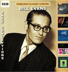 BILL EVANS (PIANO) Timeless Classic Albums - Jazz Conceptions album cover