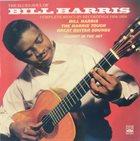 BILL HARRIS (GUITAR) The Blues-Soul Of Bill Harris - Complete Mercury Recordings 1956-1959 album cover