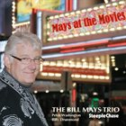 BILL MAYS Mays at the Movies album cover