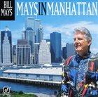 BILL MAYS Mays in Manhattan album cover