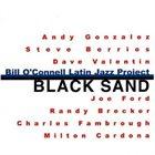 BILL O'CONNELL Black Sand album cover