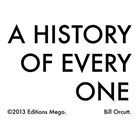 BILL ORCUTT A History Of Every One album cover
