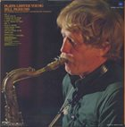 BILL PERKINS Plays Lester Young album cover