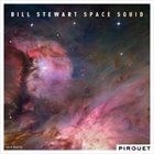 BILL STEWART Space Squid album cover