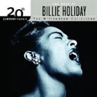 BILLIE HOLIDAY 20th Century Masters: The Millennium Collection: The Best of Billie Holiday album cover