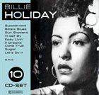 BILLIE HOLIDAY Billie Holiday album cover