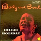 BILLIE HOLIDAY Body and Soul album cover