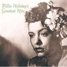 BILLIE HOLIDAY I Loves You Porgy album cover