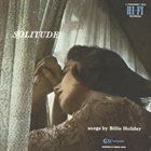 BILLIE HOLIDAY Solitude: Billie Holiday Story, Vol. 2 album cover