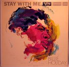 BILLIE HOLIDAY Stay With Me album cover