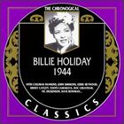 BILLIE HOLIDAY The Chronological Classics: Billie Holiday 1944 album cover