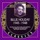 BILLIE HOLIDAY The Chronological Classics: Billie Holiday 1945-1948 album cover