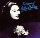 BILLIE HOLIDAY The Legend of Billie Holliday album cover