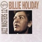 BILLIE HOLIDAY Verve Jazz Masters 12 album cover
