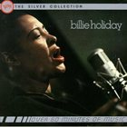 BILLIE HOLIDAY Verve Silver Collection album cover