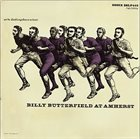 BILLY BUTTERFIELD Billy Butterfield At Amherst album cover