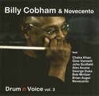 BILLY COBHAM Drum n Voice vol. 3 album cover
