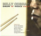 BILLY COBHAM Drum N Voice Vol 4 album cover