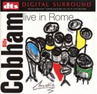 BILLY COBHAM Live In Rome album cover
